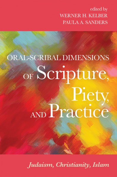Kelber Oral Scribal Dimensions