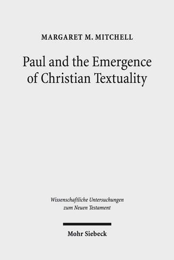 Mitchell Paul and Christian Textuality